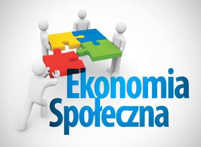 Ilustracja do informacji: Ekonomia społeczna