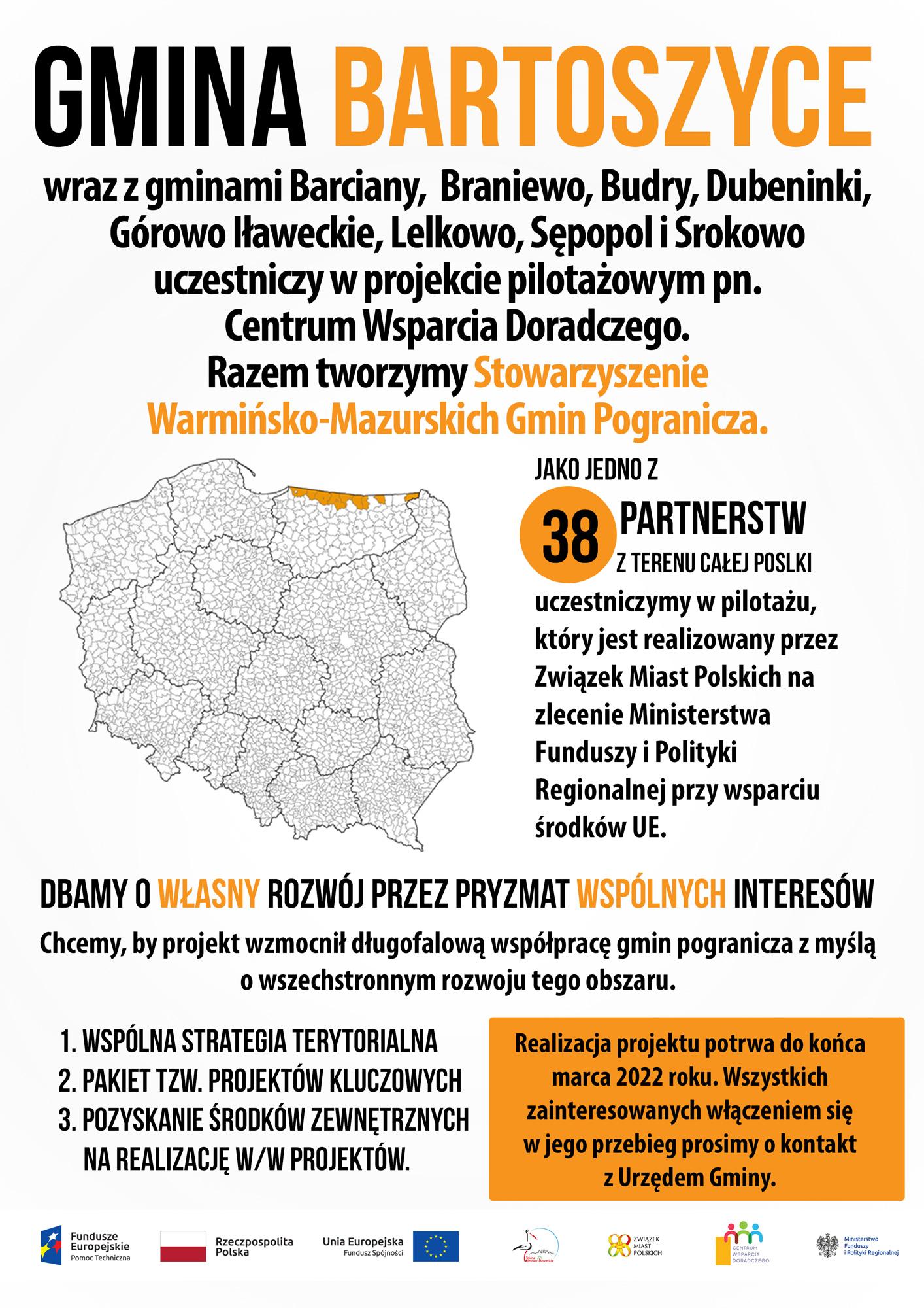 """Ilustracja do informacji: Raport diagnostyczny dla obszaru """"Pogranicza"""""""
