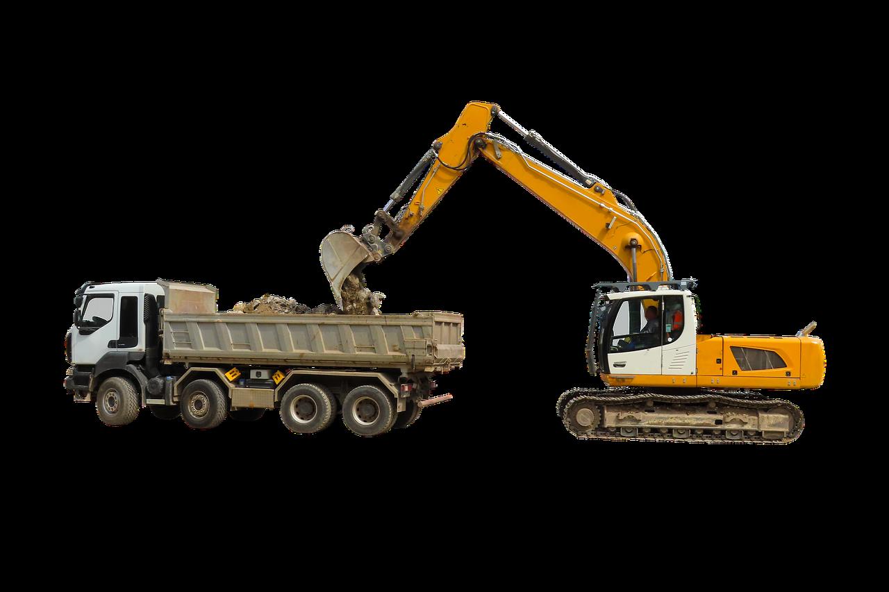 Ilustracja do informacji: Przyjmowanie odpadów budowlanych