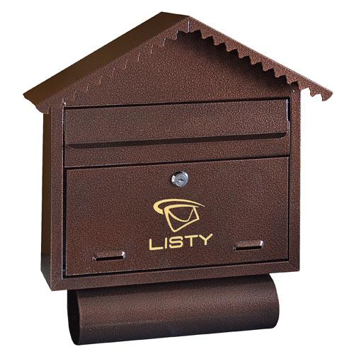 Ilustracja do informacji: Skrzynka pocztowa powinna być przy każdej posesji